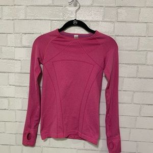 Ivivva Pink Athletic Long Sleeve